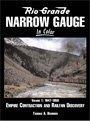 Rio Grande Narrow Gauge, Thomas A. Brunner, 1582481628