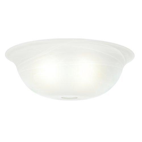 Casablanca 99057 Swirled Marble Standard Shape Glass Bowl by Casablanca (Glass Marble Bowl Swirled)