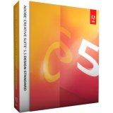 New - Adobe Creative Suite v.5.5 (CS5.5) Design Standard - Version/Product Upgrade - 1 User - GD9908
