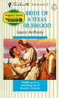 book cover of Bride of a Texas Trueblood