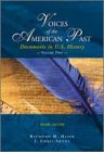 Voices of the American Past: Documents in U.S. History, Volume II (Vol 2)