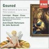 Gounod : Messe solennelle de Sainte Cécile - Petite Symphonie pour instruments à vent