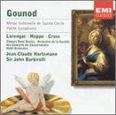 Gounod: St Cecilia Mass (Messe Solennelle de Sainte Cecile)/Petite Symphony for Wind Instruments