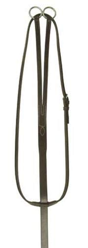 GATSBY LEATHER COMPANY 283150 Running Martingale Havanna Brown, Horse