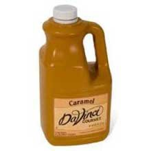 Kerry Food and Beverage Da Vinci Gourmet Caramel Sauce, 1 Gallon -- 4 per case.