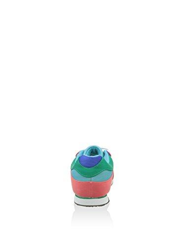 Springfield 9885072 Sneaker rot grün blau rot grün blau
