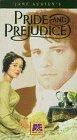 Pride and Prejudice [VHS]