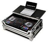 MARATHON FLIGHT ROAD CASE MA-DDJSZWLT Case-to-Hold 1 x Pioneer DDJ SZ SERATO DJ USB Music Controller + Laptop Shelf & WHEELS