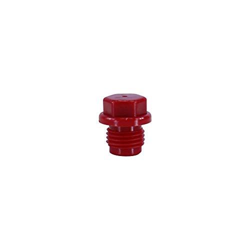 M5x20 Anodized Aluminum red Styling 6 pcs Vicma Hexagon Socket Screw Set