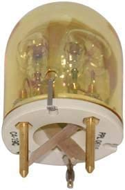 Replacement for Photogenic Pl-2500drf Flashtube Light Bulb by Technical Precision
