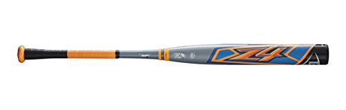 Louisville Slugger Z-4 17 ASA End-Load Soft Ball Bat, 27 oz