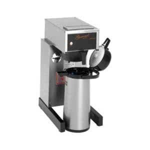 TableTop king 8785-AL-120C Gourmet 1000 Low Profile Pourover Airpot Coffee Brewer, 120V; 1500W (Canadian Use Only) (Low Profile Airpot)