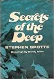 img - for Secrets of the deep book / textbook / text book