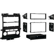 Metra - 2009 & Up Nissan Frontier LE, Pro-4X & SE Single or Double DIN Installation Kit