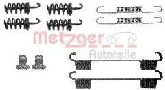 /0874/Accessory Set Parking Brakes Metzger 105/