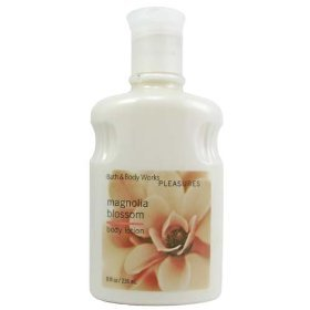 Bath & Body Works Magnolia Blossom Body Lotion 8oz - Body Magnolia Lotion Moisturizing