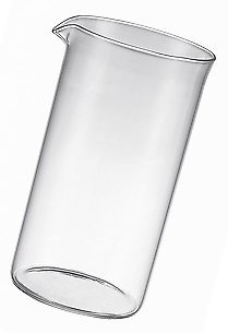 Cofina French Press Replacement Glass - ONLY COMPATIBLE with Cofina Brand French Presses. DO NOT buy for Bodum and other brands