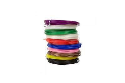 HERO Creations / 3D Printer Filament, 1.75mm PLA Filament Pack of 10 (3)