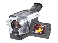 Sony Handycam DCR-TRV250 Studio - Camcorder - 540 Kpix - optical zoom: 20 x - Digital8