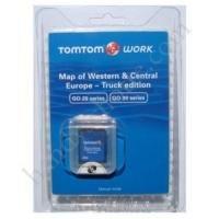 Carte Western Europe Tomtom Go 720.Tomtom Truck Navigation Poids Lourds We Ce Carte A Sd V2
