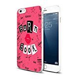 Burn Book Mean Girls For iPhone 6 Plus/6s Plus White - Apple Canada Return Policy