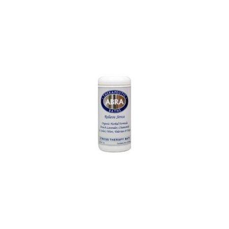 Stress Therapy Bath Abra Therapeutics 1 lbs Powder - Therapy Bath 1 Lb Powder
