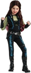[Guardians of the Galaxy Gamora Deluxe Child Costume - Large PROD-ID : 1919412] (Deluxe Gamora Costumes)