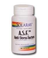 Solaray - A.S.F. Anti-Stress