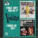 Walk Don't Run, Vol. 2/Knock Me Out [2-on-1 CD] by See for Miles UK