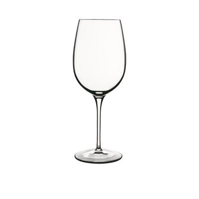 Luigi Bormioli Wine Profiles Juicy Reds Glassware, 20 oz, Set of 2