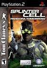 Tom Clancy's Splinter Cell: Pandora Tomorrow - PlayStation 2