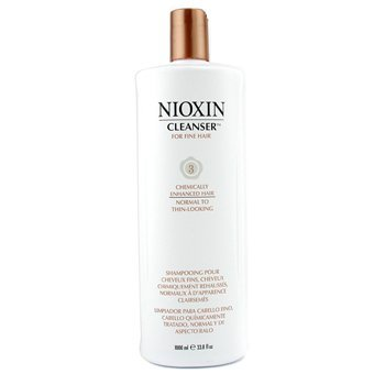 Nioxin System 3 Scalp Therapy Fine Chemically Enhanced Hair 10.1 oz Scalp Therapy Unisex