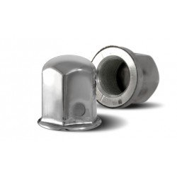 Pacific Dualies 312000LS Short Lug Nut Cover by Pacific Dualies (Image #1)