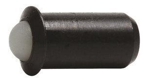 1/2''-13 x 0.750'' Force = 6.00 lb - 12.00 lb Stainless Steel Notched Ball Plunger
