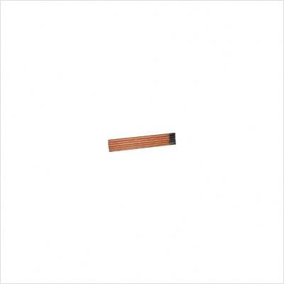 50 Per Box Radnor RAD64002224 5//16 x 12 Copper-Coated Pointed Carbon Air//Carbon Arc Gouging Electrode