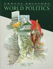 World Politics, 1996-1997, Purkitt, 0697316823