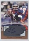 Jared Zabransky (Football Card) 2007 SAGE Autographed Football - Autographs - Bronze #A62