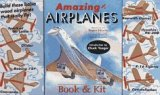 Amazing Airplanes Book and Kit, Regen Dennis, 0836242416