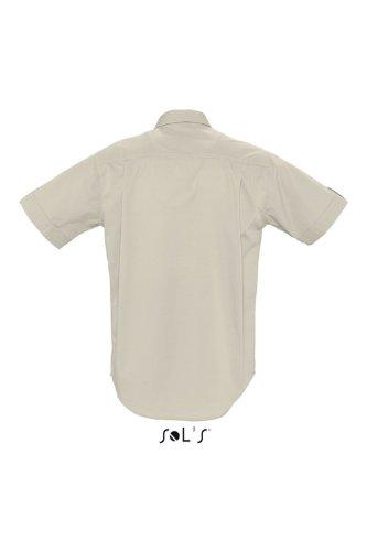 SOL´S Mens Short Sleeve Shirt Botswana, Größe:XXL, Farbe:Rope