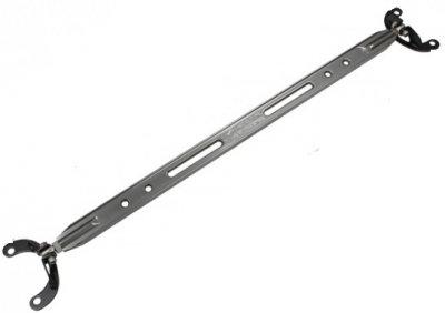 - Megan Racing MR-SB-HC01RU-G Strut Bar- Rear Upper (Gunmetal)