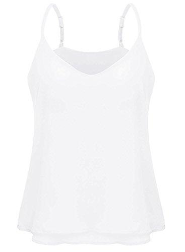 Element White Shorts - 8