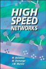 img - for High Speed Networks book / textbook / text book