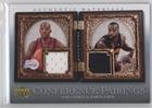 - Sam Cassell; Baron Davis #/150 (Basketball Card) 2007-08 Upper Deck Artifacts - Conference Pairings Artifacts #CP-CD