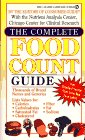 The Complete Food Count Guide, Consumer Guide Editors, 0451185803