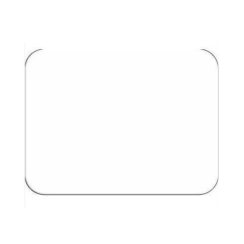 Tuftop White Cutting Board Size: Medium (12