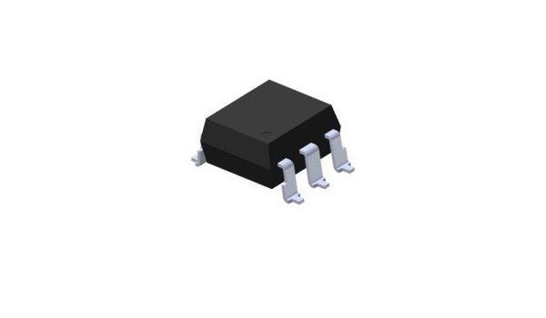 CNY17-1 = CNY171 Optoisolator Transistor w// Base Output 5000Vrms  6-DIP x2