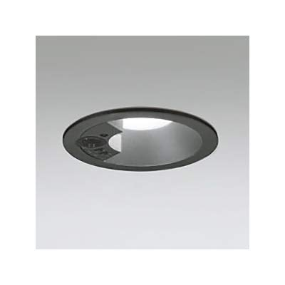 LEDダウンライト SB形 φ100 白熱灯60W形 拡散配光 非調光 人感センサ付 本体色:ブラック 電球色形 2700K B07RXMYB81