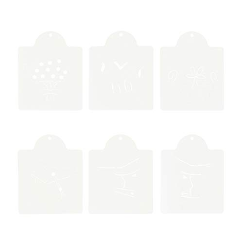 Amosfun 6pcs Graduation Cookie Cutters Fondant Biscuit Candy Chocolate Baking Molds (Graduation Hat Gown Certificate Bouquet Male Doctor Female Doctor)