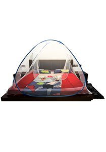 Levana Double Bed Mosquito Net With Elastic Band - Prime Edition