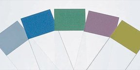 Microscope Slides :: ColorFrost plus microscope slides - Green [ 1 Pack(s)] by Erie Scientific